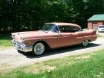Classic 1958 Cadillac sedan deville for sale