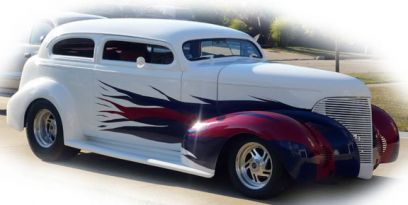 1939 Chevrolet Hot Rod