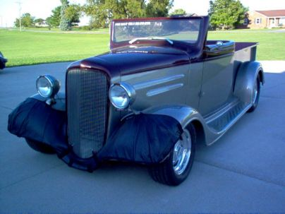 1936 Chevrolet Pick Up