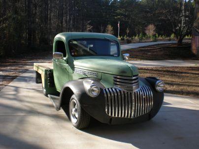 1946 Chevrolet pick-up