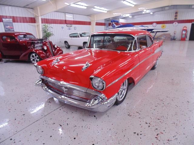 1957 Chevrolet 2 Door Sport Coupe