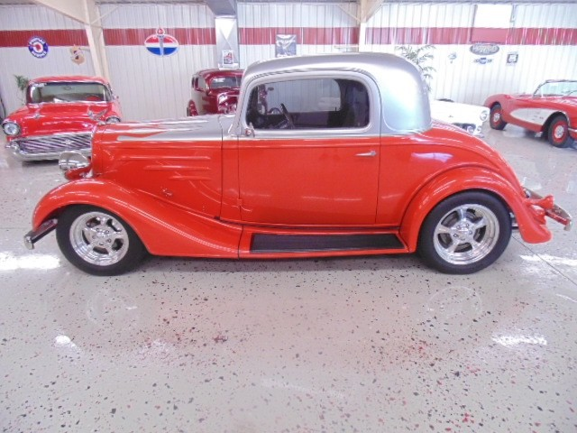 Hot rod for sale 1935 chevrolet 3 window coupe for 1935 chevrolet 3 window coupe