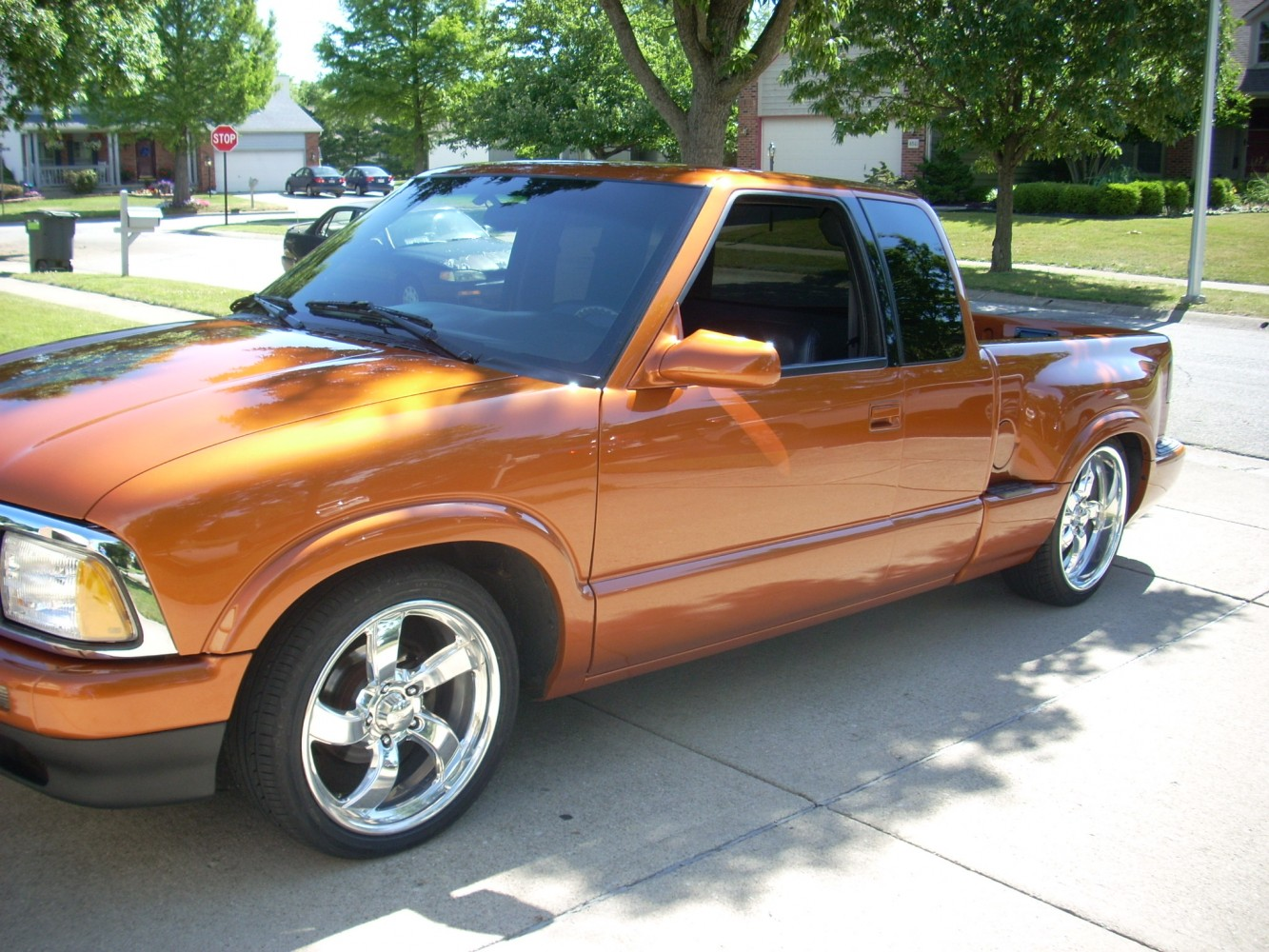 1997 Chevrolet  CHEVY TRUCK S10, LOW RIDER