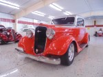1935 Chevrolet 3 Window Coupe Street Rod for Sale