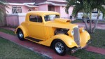 Antique 1934 Chevrolet 3 Window Coupe for sale