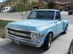 Antique 1970 Chevrolet C-10 for sale