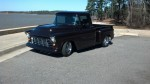 Antique 1956 Chevrolet truck for sale