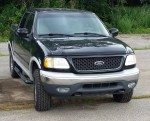 Antique 2001 Ford F150 Lariat for sale