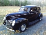 1940 Ford STANDARD TUDOR SEDAN Street Rod for Sale