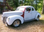 1940 Ford deluxe Street Rod for Sale