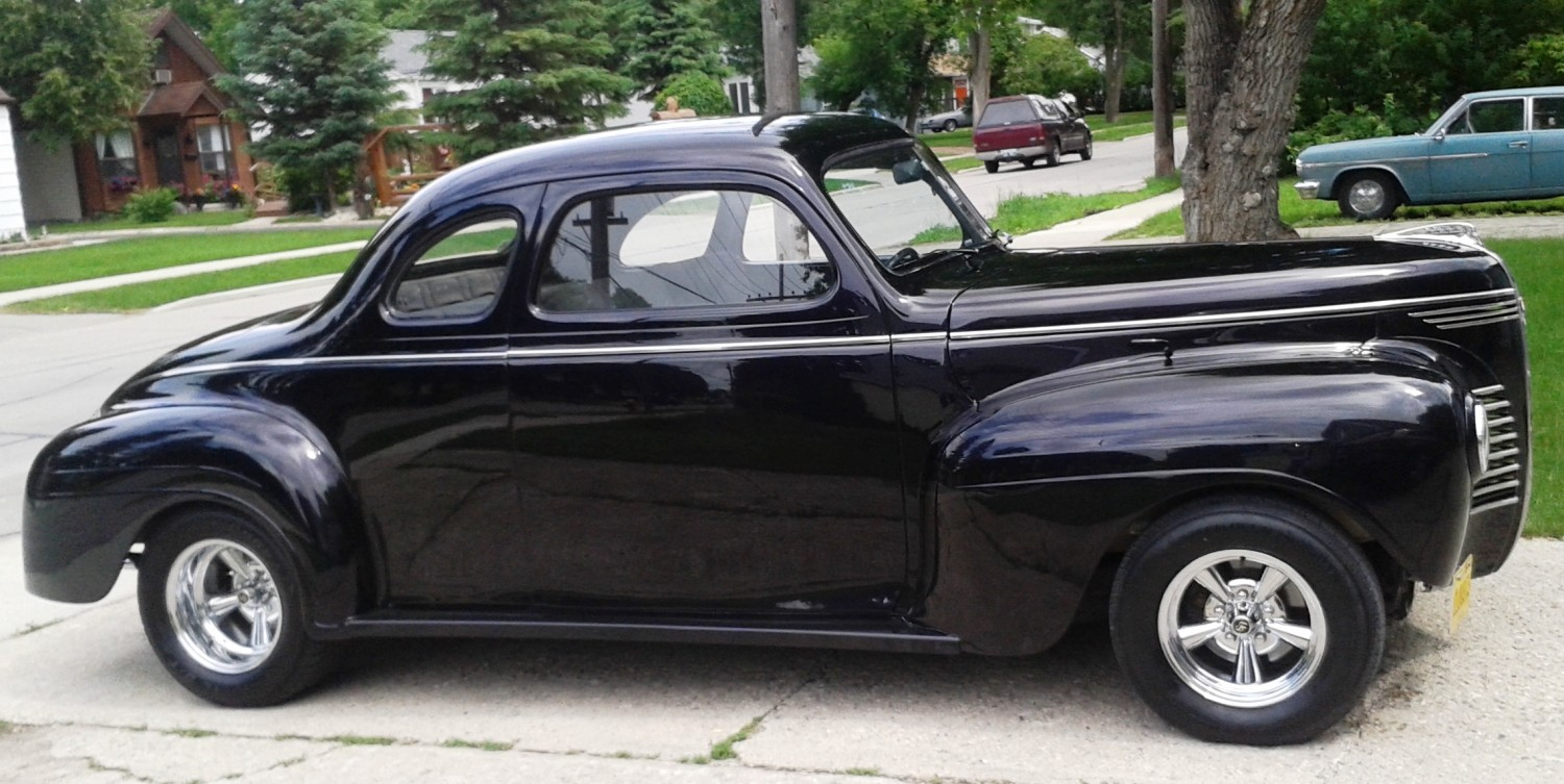 1940 Plymouth Coupe