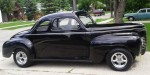 1940 Plymouth Coupe Street Rod for Sale