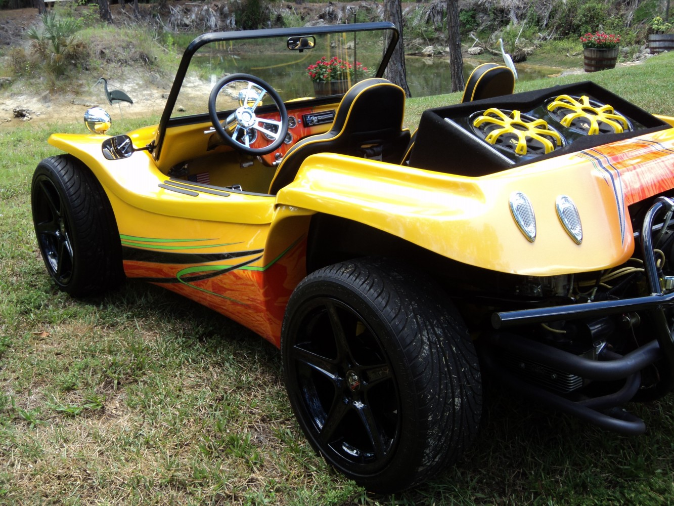Vw Dune Buggy >> Hot Rod for Sale - 2012 Volkswagon Dune Buggy