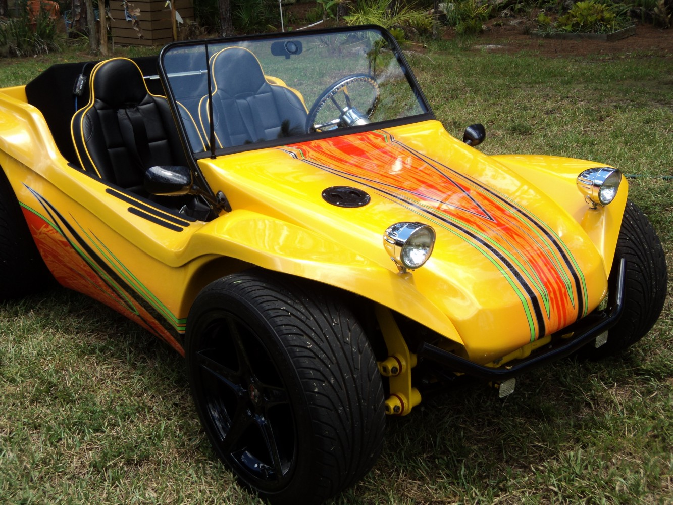 Hot Rod For Sale 2012 Volkswagon Dune Buggy